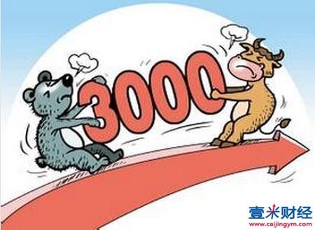 A股虽在3000点以下,还记得4000点才是A股牛市的开端。