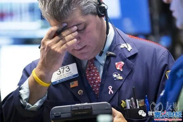 暴跌1900点后 冠状病毒在两天内抹掉了美国股市1.7万亿美元市值