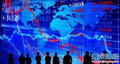 石油、股市全崩盘,这是一场对美国大鳄的绞杀!危机与战争正在逼近