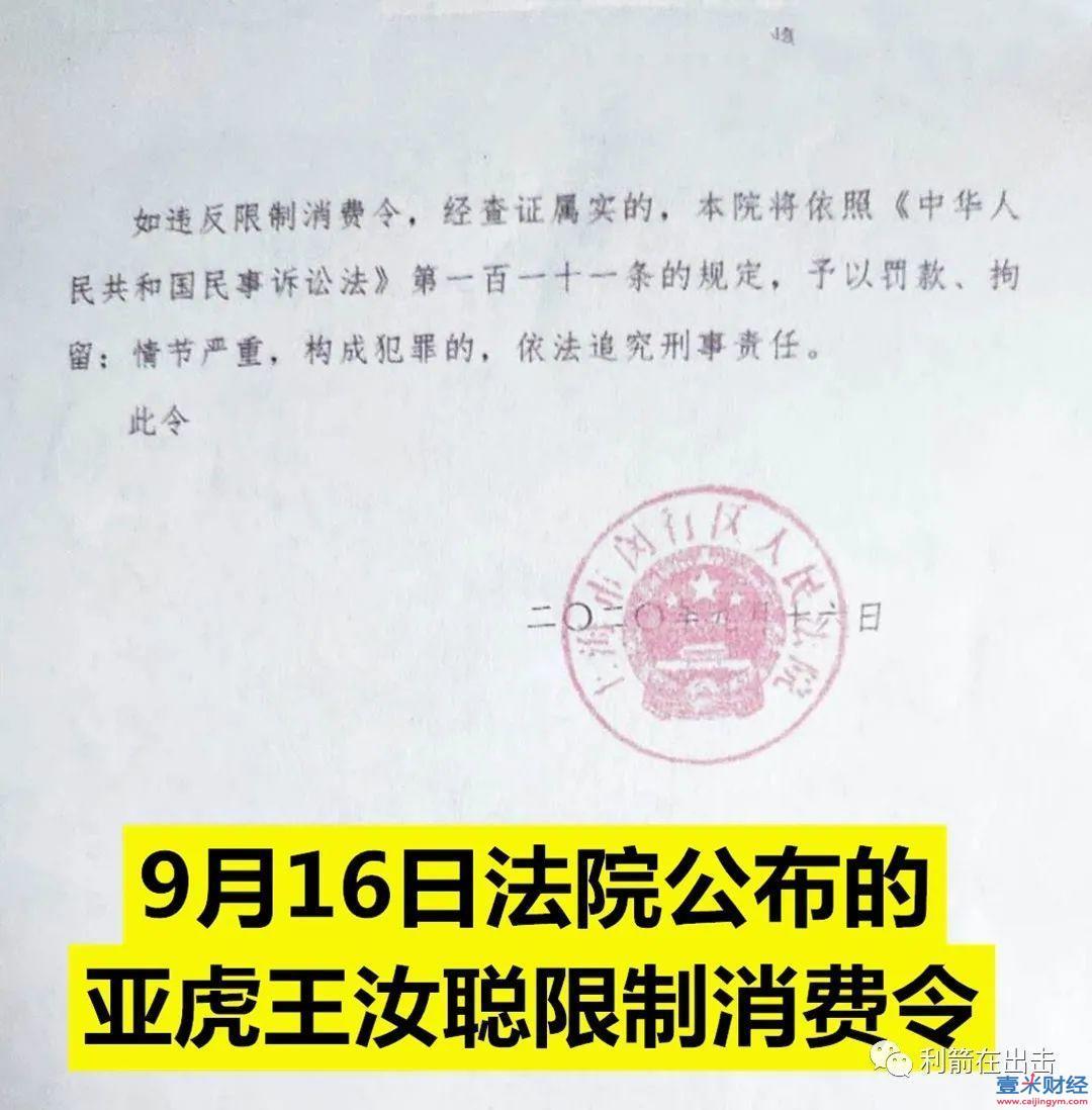"""亚虎原始股权是否可靠? 中国亚虎公开销售""""原始股""""涉嫌非法集资,老板王某聪是老赖!图(13)"""