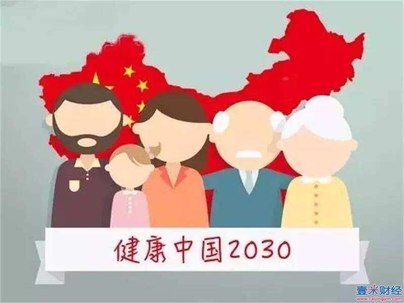 2020健康中国板块股票有哪些?